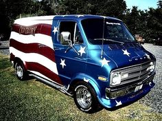 "Dodge ""Old Glory""..vk"