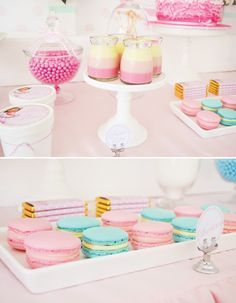 Sweet & Dainty Dora Inspired Ballerina Party