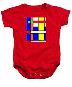 Baby Onesie - Geometric 9706