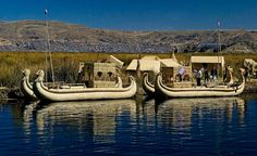 Travel Peru l THE UNIQUE UROS ISLANDS l Things To Experience At Lake Titicaca l @PeruTravelNow