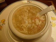 Easy Soup Recipes: Bird's Nest Soup Recipe