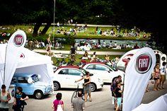 Fiat 500 Pic Nic by Fiat Deutschland     http://www.flickr.com/fiatdeutschland    #FiatFamily