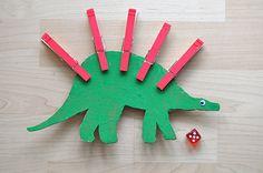 Dinosaur Activities (from Sorting Sprinkles)