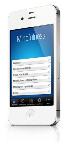 De Mindfulness App - voor iPhone & Android - Aandachtsontwikkeling.nl