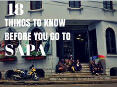 Vietnam: 18 Things to Know about Sapa Before you Go