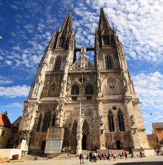 Regensburger Dom / Regensburg Cathedral - Germany