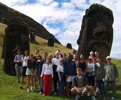Easter Island Marathon Travel and Entry Information - Marathon Tour and Travel and Entry Info
