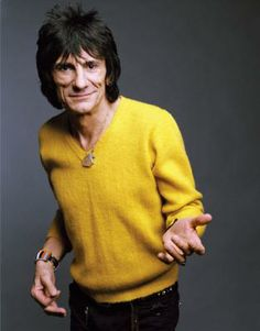 Rolling Stones: Ronnie Wood