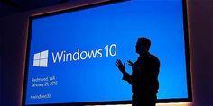 El nuevo sistema operativo será ofrecido como una actualización gratuita a los usuarios de Windows 7 y 8.1.