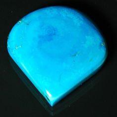 Gorgeous Pear Cut 226ct~Sky Blue Rare Natural Tibetan Turquoise Gemstone Jewelry