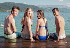 Endlich Sommer! Temperaturen bis zu 30 Grad lockten am Feiertag viele Landsleute an Oberösterreichs Badeseen. Mit rund 18 Grad bietet der Attersee (im Bild) die perfekte Abkühlung bei Hitze. Noch das ganze Wochenende lang soll es sonnig und heißt werden, bevor es am Dienstag wieder ein wenig abkühlt. Also: Packt die Badehose ein! Mehr Bilder des Tages auf: http://www.nachrichten.at/nachrichten/bilder_des_tages/ (Bild: Florian Mayr)
