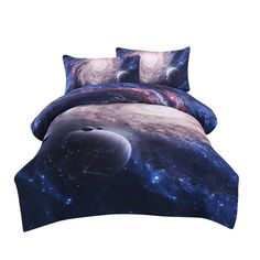 Find More Bedding Sets Information about Sookie 3D Outer Space Galaxy Bedding Set Polyester Cotton (Duvet Cover + Pillowcase) Twin Full Queen Size Bedlinen,High Quality cotton application,China cotton camp Suppliers, Cheap cotton death from Magical Room on Aliexpress.com
