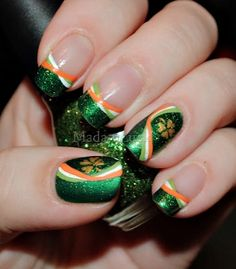@Sheridan Given, I'll let you paint my nails green if you can do this!! :)