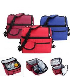 Lunch Insulated Cooler Bag
