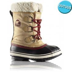 #Sorel YOOT PAC NYLON #kids #shoes #kookenkä #winter