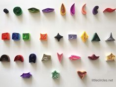 Paper Quilling Tutorial on Craftsy