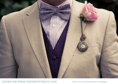 Alice in Wonderland wedding - groom's suit (?). How lovely!  This one is a favorite me likey
