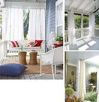 Front Porch Inspiration!  This is my 1st project come Spring 2012!