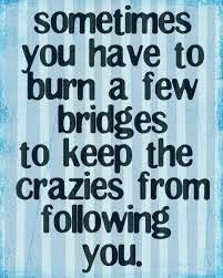Don't let the crazies get you down.