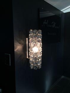 Lamp from Plasticbottles