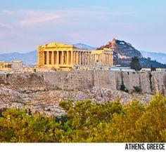 Daily Destination: Athens, Greece