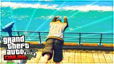 GTA 5 Online: DIVE GLITCH 1.34! (GTA 5 Glitches)