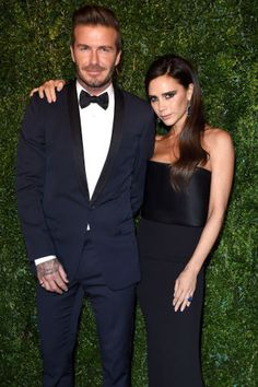25 of the biggest celebrity power couples in fashion, Hollywood, music and politics: David and Victoria Beckham