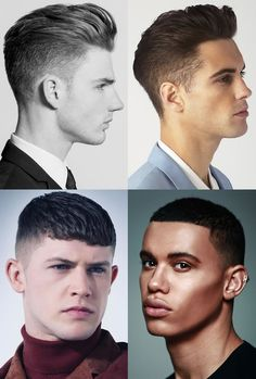 Complete Guide To Men's Fade Haircuts: The Tapered Fade. #menshairstyles #menshair #hairfade #taperedfade