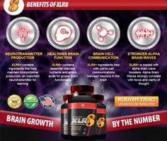 This very powerful formula is blended with 100% natural as well as organic substances that are directly acquired from the nature. All the made use of ingredients of this formula has actually been under gone through numerous studies by the experts. Buy this awesome product online at http://brainpeakreview.com/xlr8-plus-brain-pills/
