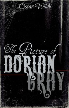 """""""The Picture of Dorian Gray"""" tells of a young man named Dorian Gray, the subject of a painting by artist Basil Hallward. Basil is impressed by Dorian's beauty. Reading Library, Reading Art, Library Books, Best Books To Read, I Love Books, Good Books, Book Cover Art, Book Cover Design, Book Covers"""
