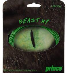 Prince Beast XP (TENNIS GAUGE: 16) . $14.50