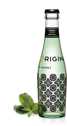 Packaging - Original Tonic Mint