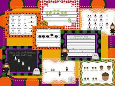 SONGS AND ACTIVITIES FOR FALL - TeachersPayTeachers.com