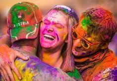 Holi Music Festival dalle capitali del mondo al verde del Partenio per inaugurare lAnfiteatro di Ospedaletto