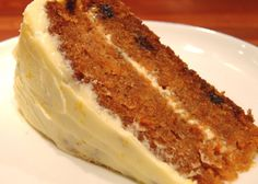 best carrot cake--since DD has decided carrot cake is her favorite