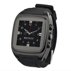 Android Smart Uhr X01/X02 1,5 zoll 240*240 IPS Bluetooth smartWatch mit GPS + 3G + WiFi + GPRS Bluetooth Uhr für android phone //Price: $US $65.96 & FREE Shipping //     #smartwatches