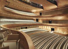 Imagen 2 de 8 de la galería de Teatro Nacional Bahrain / AS.Architecture Studio. Fotografía de Nicolas Buisson
