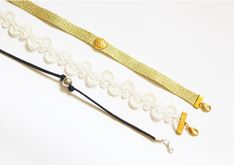 How To Make A Choker In 20 Minutes Or Less! - The Key ItemThe Key Item