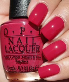 OPI OPI By Popular Vote // @kelliegonzoblog