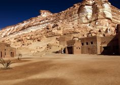 A Desert Hotel In Egypt That Lets You Live As Ancient Inhabitants Did