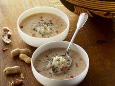Erdnuss-Reis-Suppe   http://eatsmarter.de/rezepte/erdnuss-reis-suppe