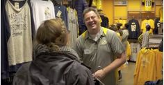 Watch Vince Gill shock a group of unsuspecting shoppers Amy Grant, Vince Gill, Good Ole, Work Looks, Country Music, Stars, Eagles, Hockey, Group