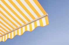 Cute awnings for front windows from www.MajesticAwning.com