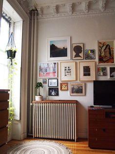 24 Cool Shelf Ideas To Embrace Your Radiator