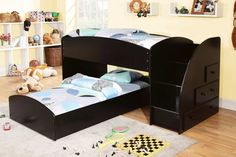 How Useful Low Bunk Beds For Kids