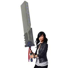Massive Cosplay Titan Sword - Awesome Gifts - ImAlwaysBroke.com