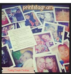 print your Instagram pictures of classroom ideas/crafts/etc from this year.... tape or glue into lesson plan book for reference... SUPER COOL!!!