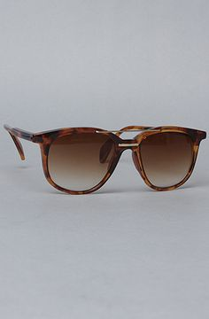 3be921c835 Replay Vintage Sunglasses The Mr. Gent Sunglasses Tortoise framed sunglasses  with metallic bar detail at bridge  All Replay Vintage eyewear items are ...