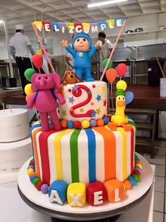 pastel sullivan children s birthday cakes pinterest pastels