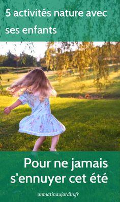Occuper ses enfants pendant les vacances d'été n'aura jamais été aussi simple avec ces 5 idées d'activités nature à partager avec et sans jardin. Summer Dresses, Simple, Gardens, Spider Plants, Summer Sundresses, Summer Clothing, Summertime Outfits, Summer Outfit